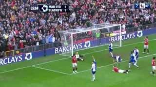 Cristiano Ronaldo Vs Blackburn Rovers Home (English Commentary) - 06-07 HD 720p By CrixRonnie