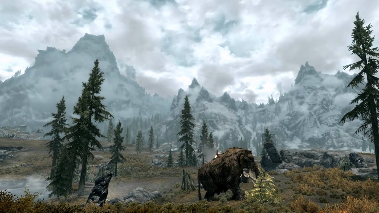 Max Settings Skyrim Skyrim Max Settings