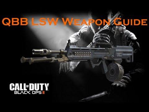QBB LSW Light Machine Gun  Qbb Lsw