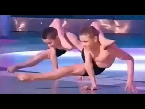 Russia's Got Talent -  INCREDIBLE