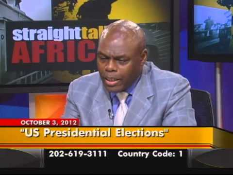 U.S. Prsidential Elections: The United States in Africa