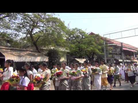 Makhaboja Buddhism - Siem Reap Angkor Wat, Cambodia, Tourism - 3rd Feb 2015