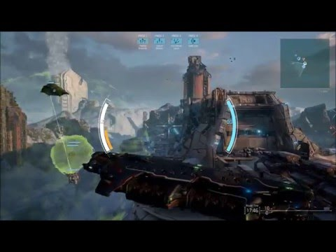 Dreadnought - Closed Beta Gameplay 5 Invictus,Gora(Team Deathmatch-Dry Dock)