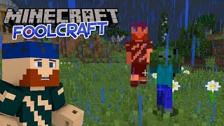 Minecraft | Fool Craft | #1 KILLING MY GHOST