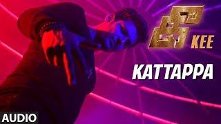 Kattappa Full Song || Kee Tamil Songs || Jiiva, Krishna Prasad,Jagatheesh,Vishal Chandrashekar