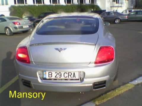 Masini tari vazute la noi - Cool cars seen in Romania 2006 Video