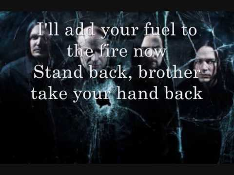 Disturbed violence fetish lyrics