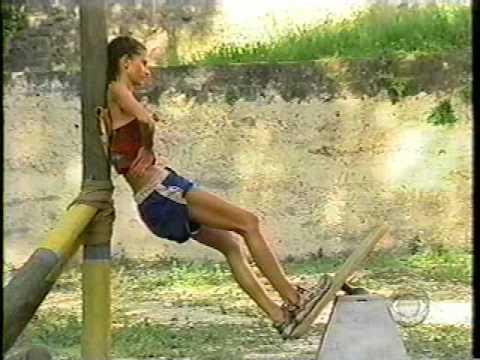 Survivor endurance challenge - Stefanie LaGrossa