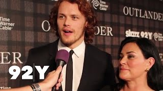 Outlander Stars on Love Stories, Kilts, and Passionate Fans
