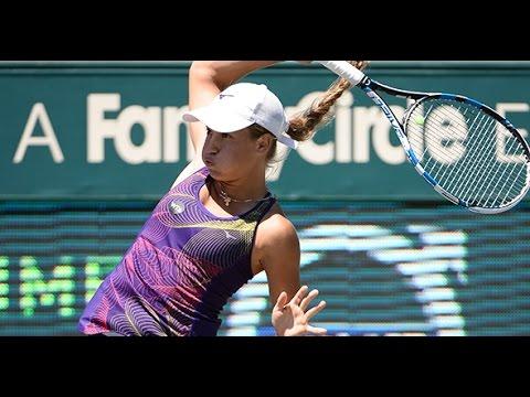 2016 Volvo Car Open Third Round | Yulia Putintseva vs Venus Williams | WTA Highlights