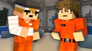 Parkside Prison | THUMPER IN HOSPITAL! | Minecraft Roleplay #16 [S4]