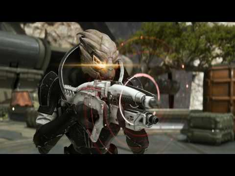 Mass Effect: Andromeda Multiplayer Trailer