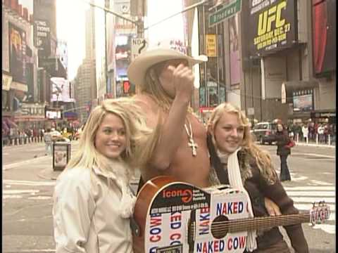 NAKED COWBOY OYSTERS - NAKED COWBOY REALITY SHOW #29