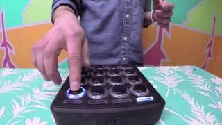 Midi Fighter Soundpack: SugarBeats