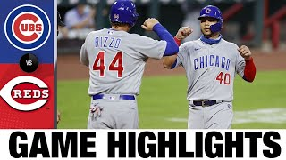 Jon Lester's five no-hit innings lead Cubs | Cubs-Reds Game Highlights 7/27/20