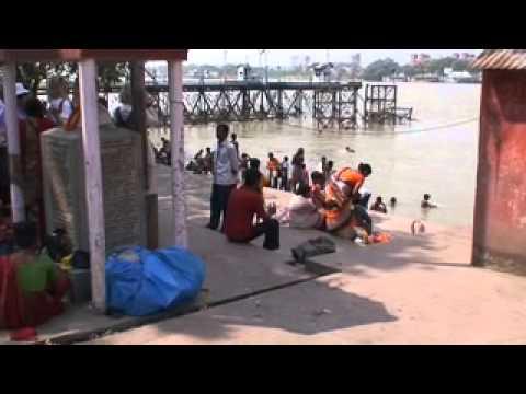 Terry Hodgkinson Visits Kolkata (Calcutta) India 2012