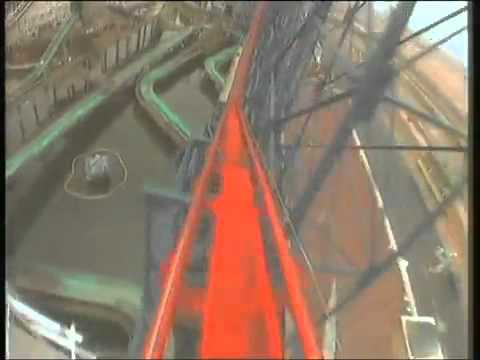 Pepsi Max Big One Blackpool Pleasure Beach POV/Sim