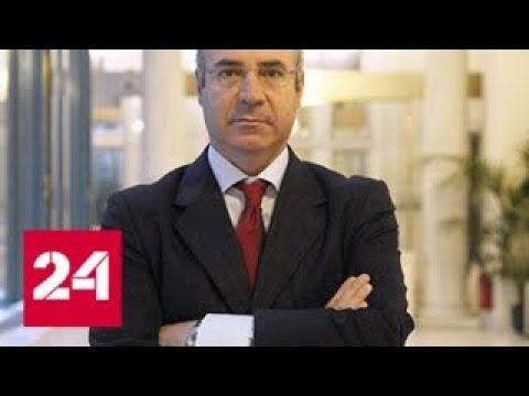 В США аннулирована виза заочно осужденного в РФ финансиста Браудера - Россия 24