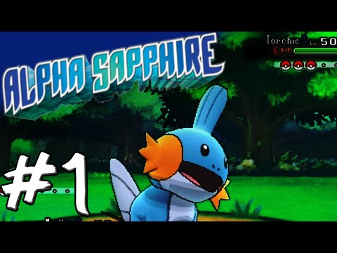 Pokemon Omega Ruby And Alpha Sapphire Episode 1 - Hoenn Reborn! video