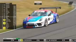 Porsche GT3 Cup USA - Race 1 @ Barber Motorsport Park
