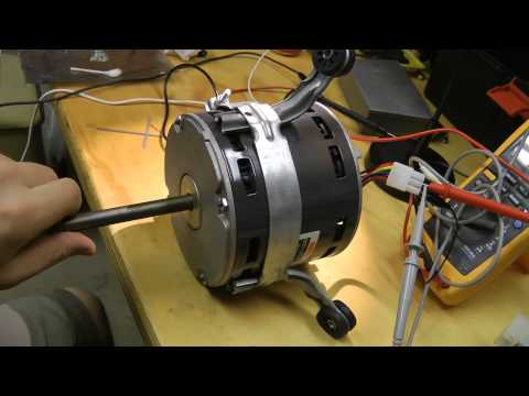 Electric Motor Humming Troubleshooting
