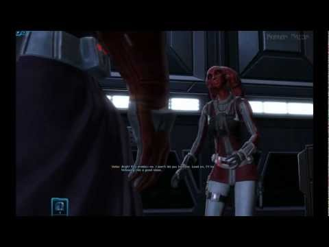 SWTOR - Having Fun with Vette