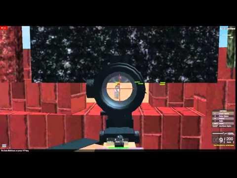 [Roblox-NATO] Sniper Nest/Hidden Sniper System