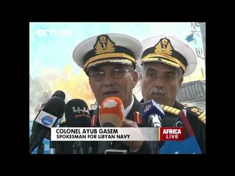 Oil Tanker Back In Libya