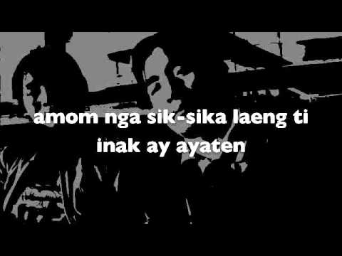 Sika Laeng (ilocano Love Song) With Lyrics-annie Galliaga.mp4 video