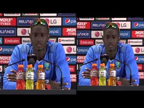 2015 WC: Jason Holder comments on MS Dhoni's captaincy