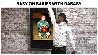 DaBaby Guesses NBA Babies | How Many Could He Guess Correctly?