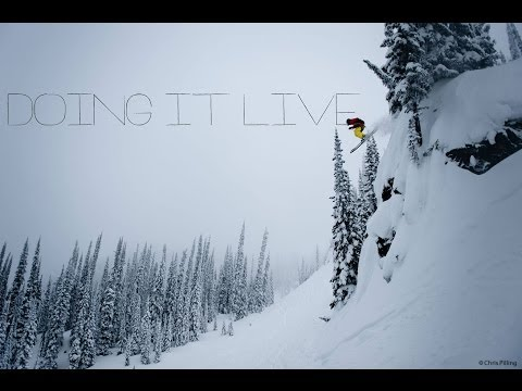 403MEDIA present Doing it LIVE. A look into the local skiing scene in Calgary Alberta with upcoming athletes from the area.