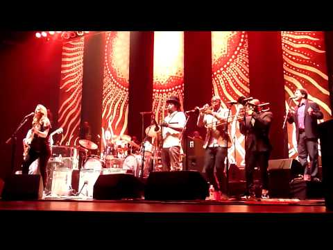 Tedeschi Trucks Band - Wah Wah 9-21-12 Beacon Theater, NYC