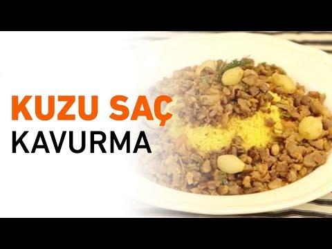 Kuzu Sac Kavurma Tarifi