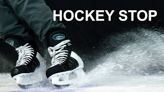 Learn to Hockey Stop || Learn Quick