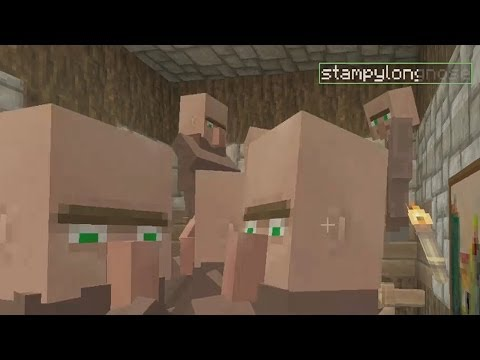 Minecraft Xbox Quest For The Ark Of The Covenant Stampys Wife 1