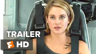 The Divergent Series: Allegiant Official Trailer #1 (2016) - Shailene Woodley Movie HD