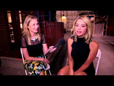 Ashley Benson talks this season's PLL Answers
