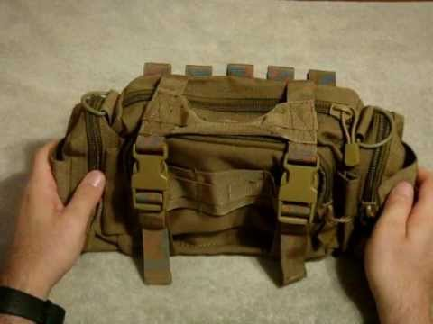 GEAR REVIEW: Condor - Modular Deployment Bag