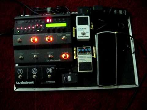 Tc Electronics Nova System Pedalboard And Amp Review Youtube