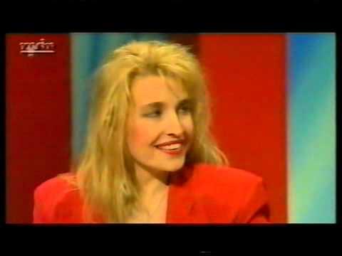 Danuta Lato Interview on German TV (rare)
