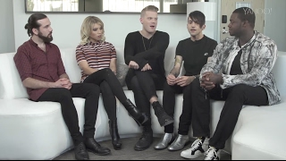 Pentatonix - Yahoo Interview 2015