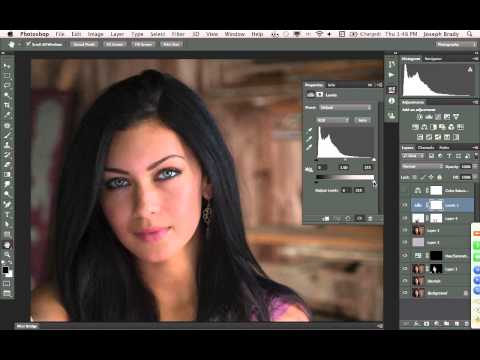 Webinar: Enhancements for Creating Beautiful Portraits with Photoshop CS6