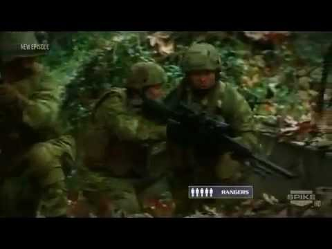 Deadliest Warrior - U.s. Army Rangers Vs. North Korean Special Ops video