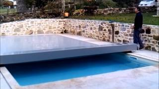 Couverture piscine for Auwell piscine center