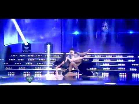 Barbie Vélez derritió la pista del Bailando con un reggaeton dedicado a Fede Bal