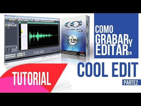 Tutorial Como Grabar Y Editar Con Cool Edit / Adobe Audition by: Zk Producciones (parte 2)