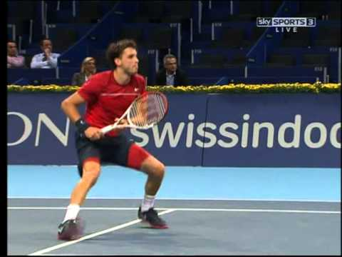 Grigor Dimitrov: The best shot of 2012!!!