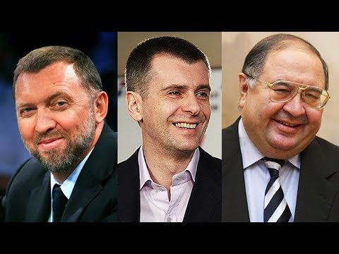 20 Самых крутых олигархов в России (2018)