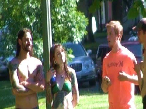 Sex Noises At The Park & More video